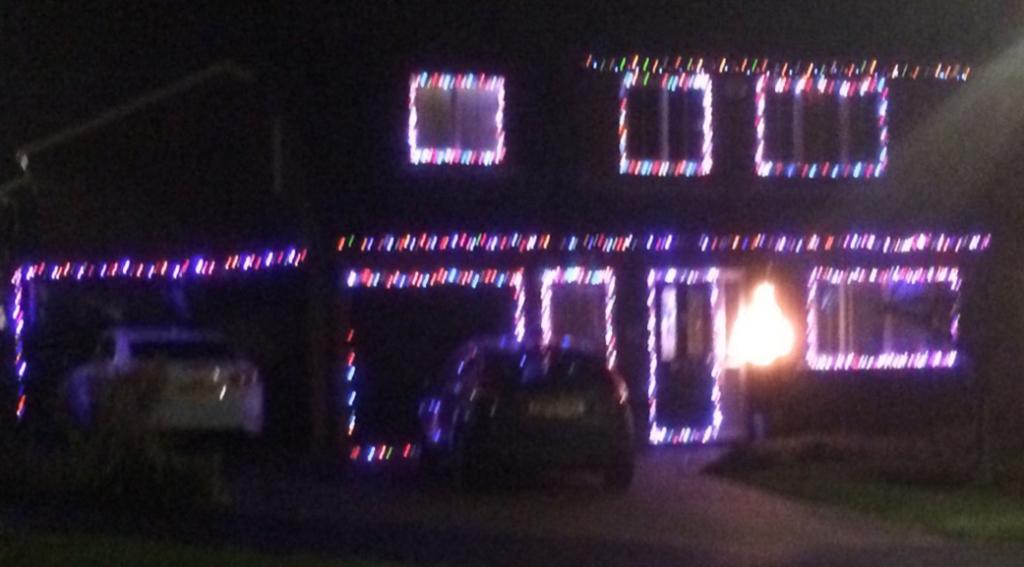 Christmas House. *sob*