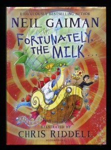 Cover for Fortunately, The Milk